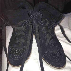 jeffery Campbell wedge sneakers